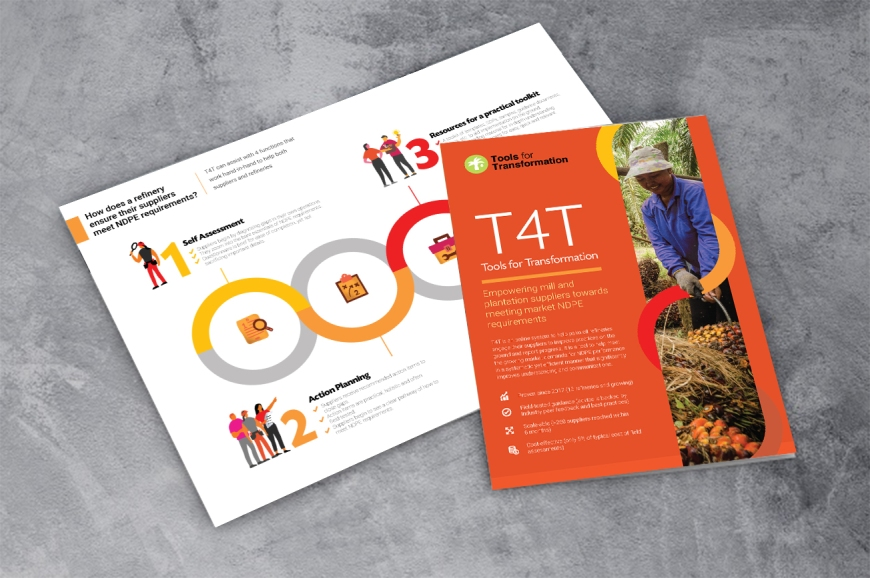 Earthworm Foundation Project Brochure
